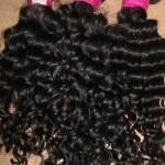 Deep Curl brazilian hair